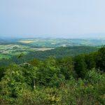 Blick v. Krückenkopf nach Südosten
