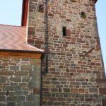 Wehrkirche in Martinhagen