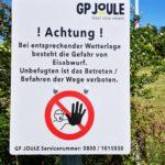 """Der """"neue Wald""""- Betreten verboten"""