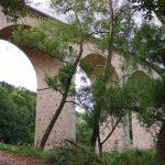 Viadukt von 1851 der Bahnstrecke Warburg-Kassel