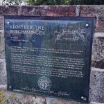 Gedenkstein Klosterruine Burghasungen