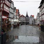 Marktplatz in Fritzlar