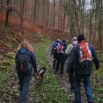 Wanderweg nach Hommershausen