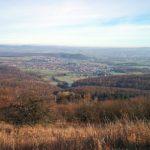 Blick vom Hohen Dörnberg