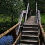 Brücke über die Orke