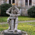 Töpferskulptur