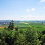 Blick vom Turm nach Meineringhausen