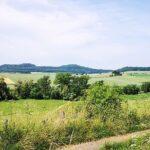 Landschaft bei Kirchberg