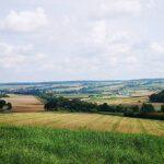 Landschaft am Kramberg