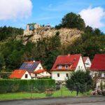 Klosterruine auf dem Langenstein