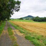 Weg nach Kirchberg