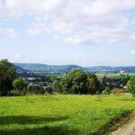 Landschaft bei Herstelle